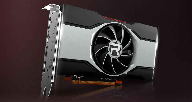 Carte graphique AMD Radeon RX 6600 XT