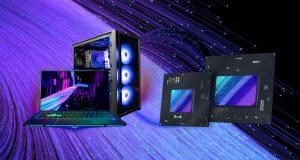 Produits graphiques Arc d'Intel