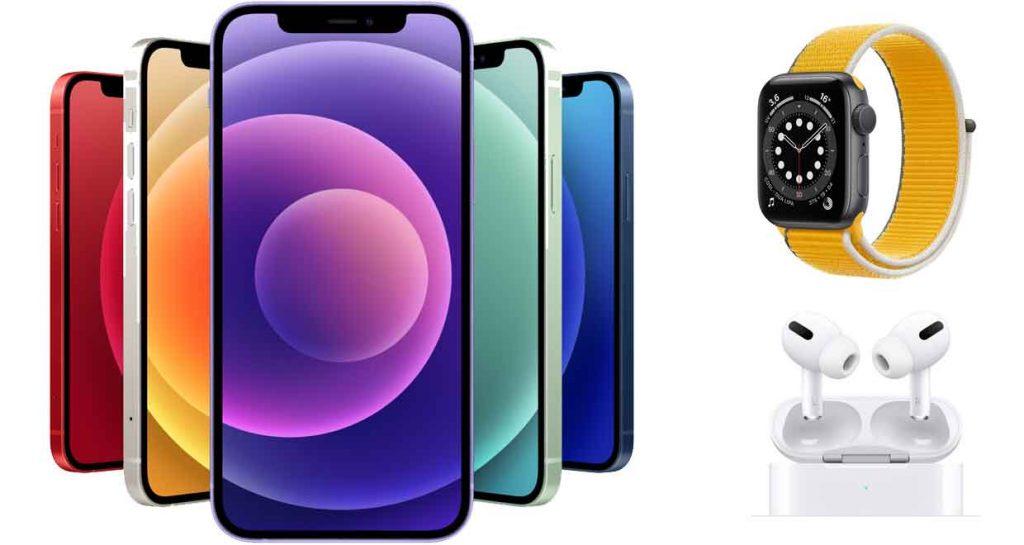 Keynote Apple « California Streaming » du mardi 13 septembre 2021