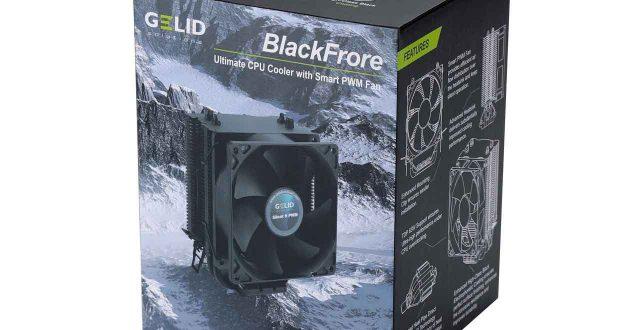 Ventirad BlackFrore de GELID