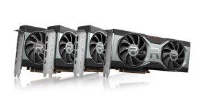 Cartes graphiques Radeon d'AMD