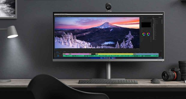 HP ENVY 34-inch All-in-One