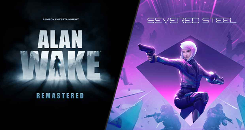 NVIDIA September 2021 GeForce RTX DLSS Update Alan Wake et Severed Steel