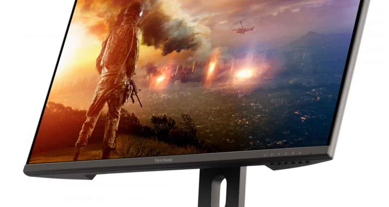 Moniteur gaming VX2882-4KP de ViewSonic