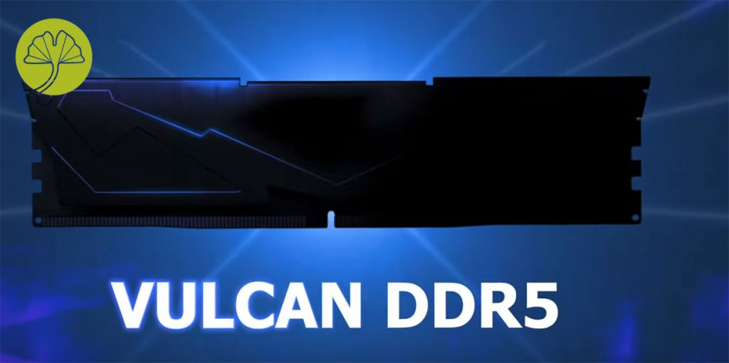 Mémoire Vulcan DDR5