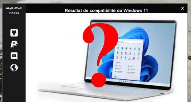 Windows 11, votre PC est-il compatible ?