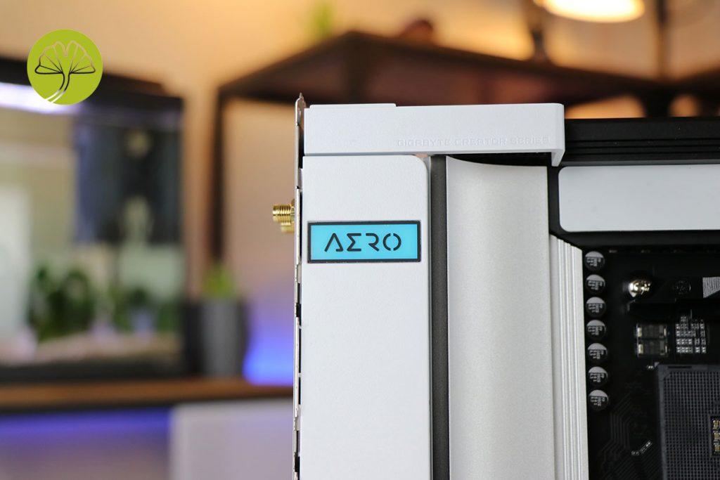 X570S AERO G de Gigabyte