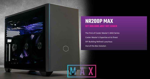 NR200P MAX de Cooler Master