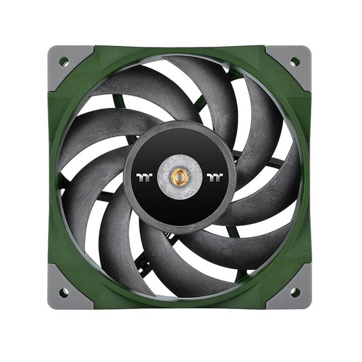 Ventilateur TOUGHFAN 12 Green Racing