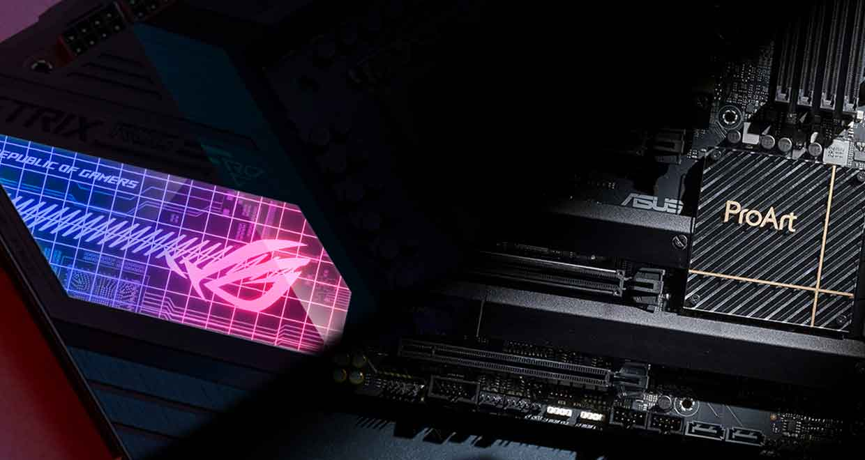 Z690 ROG STRIX / Z690 ProArt