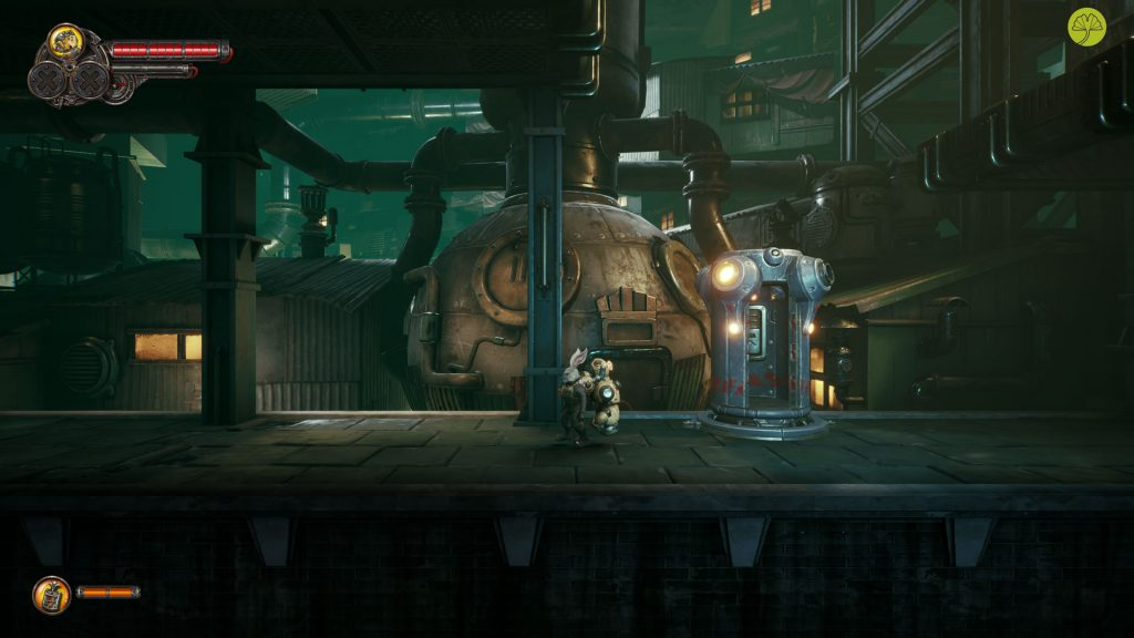 F.I.S.T. : Forged in Shadow Torch - Ray Tracing activé