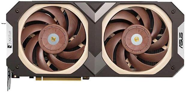 GeForce RTX 3070 Noctua / Asus