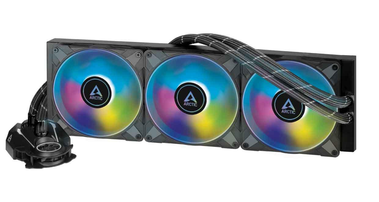 Liquid Freezer II 420 A-RGB