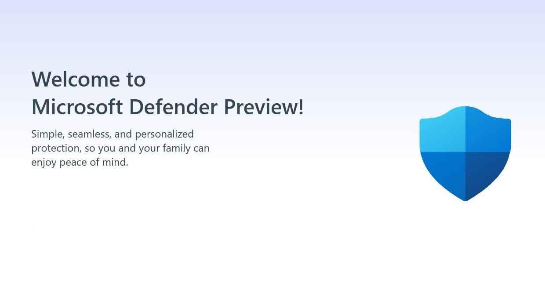 Microsoft Defender Preview