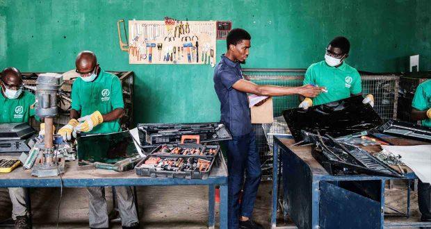 CTL,TCO Development et Philips moniteurs au coeur d'un projet pilote visant à réduire les déchets issus des moniteurs