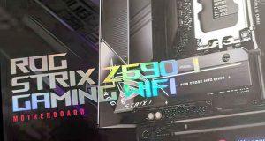 ROG Carte mère Asus ROG Strix Z690-I Gaming WiFi