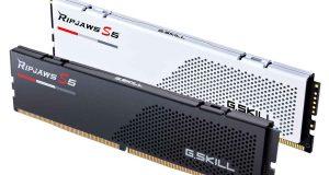 Mémoire Ripjaws S5 DDR5 de G.Skill