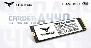 SSD NVMe M.2 PCIe 4.0 X4 T-FORCE CARDEA A440 Pro Special Series