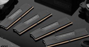Barrettes mémoire Corsair Vengeance DDR5
