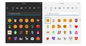 Windows 11 introduit de nouveaux Emojis