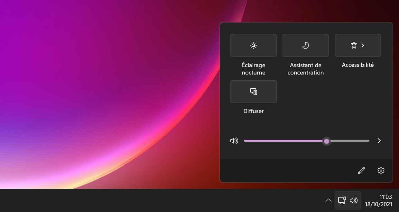 Windows 11 et la gestion du volume audio