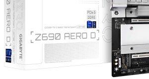 Carte mère Gigabyte Z690 AERO D