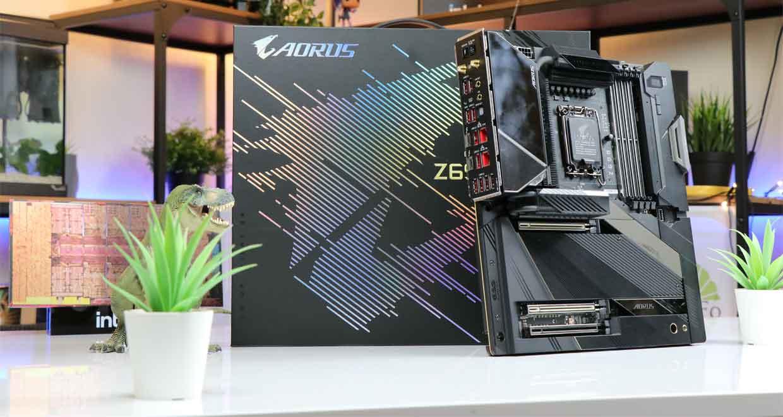 Z690 Aorus XTREME
